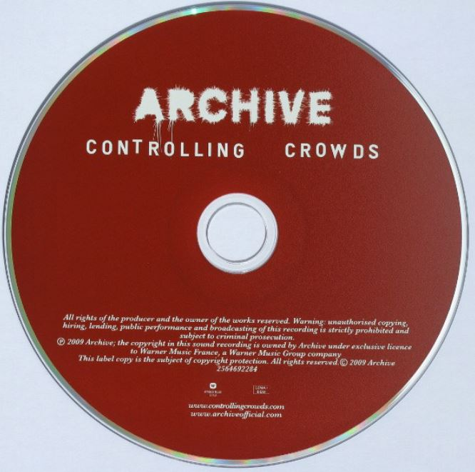 Archive Controlling Crowds