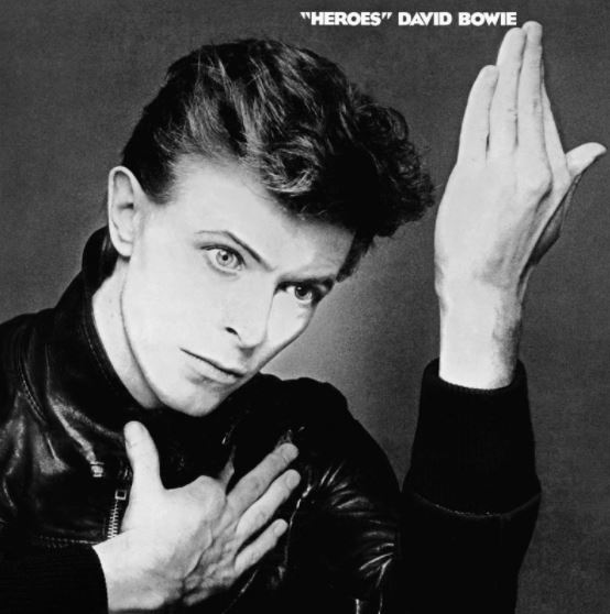 Hoes David Bowie Heroes 1977